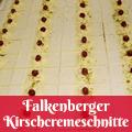 Falkenberger Kirschcremeschnitte