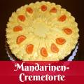 Mandarinen-Cremetorte