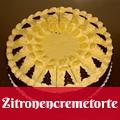 Zitronencremetorte