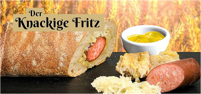 Knackiger Fritz